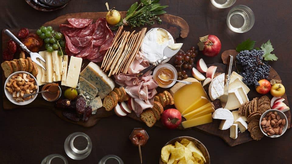 healthiest varieties of cheese